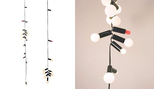 String Light (Black!)