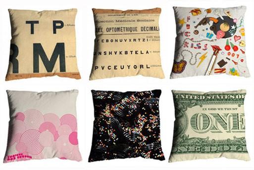 Bonjour mon coussin pillows