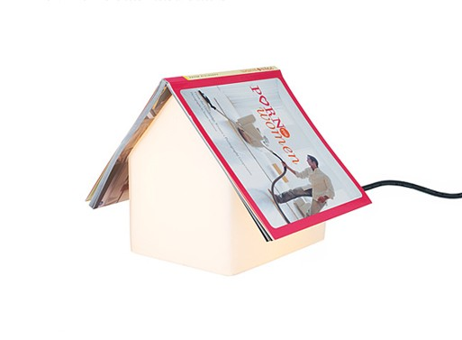 Book Rest Lamp