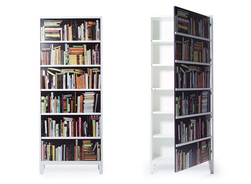 Bookshelf Cupboard