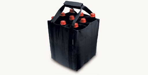 Black Bottlebag