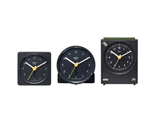 Braun Alarm Clocks