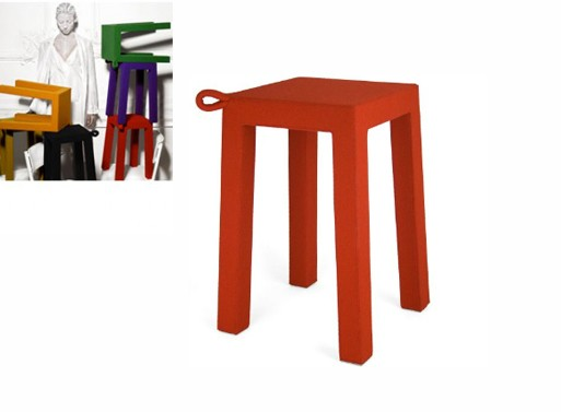 Handle Stool by temahome