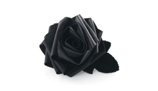 Ballistic Rose Pin