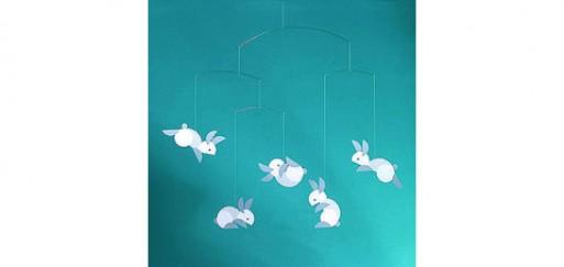 Bunnies Mobile