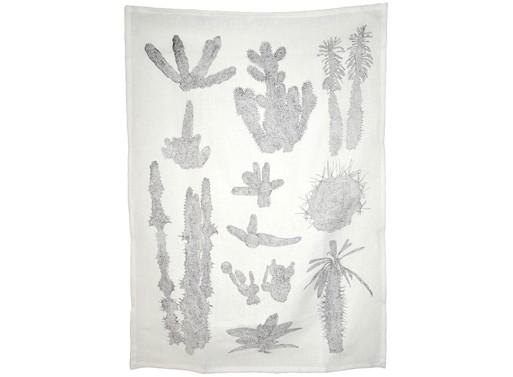 Cacti Tea Towel