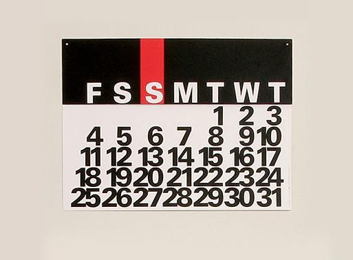 Calendreco Wall Calendar