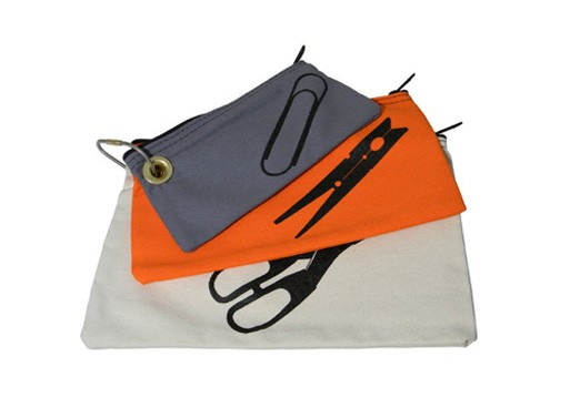 Canvas Zipper Bags