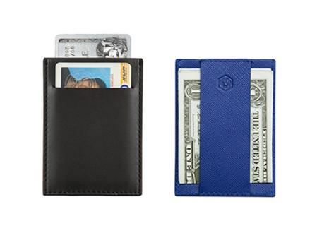 Minimalist Wallet + Card Case