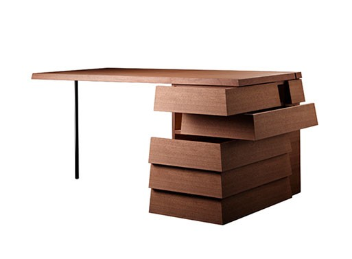 Colors & NOSIGNER's Cartesia Desk