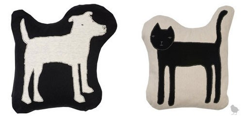 k studio Cat & Dog Pillows