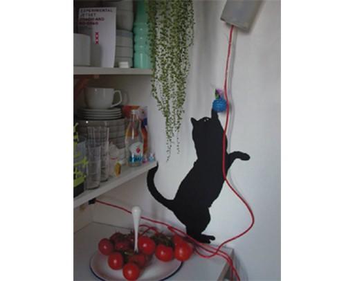 Domestic Wall Vinyls- Horse & Cat