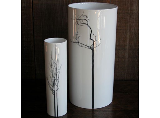 Black Forest Vases