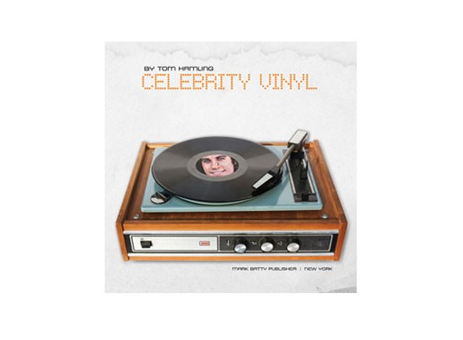 Celebrity Vinyl by Tom Hamling