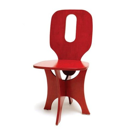 Knock-down/drag-out chair