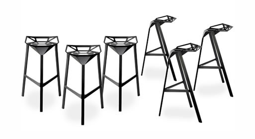 Stool One by Konstantin Grcic