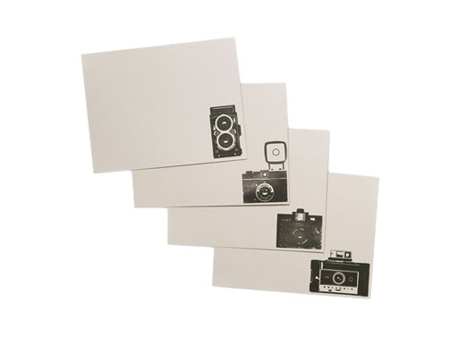 Classic Camera Stationery Pack
