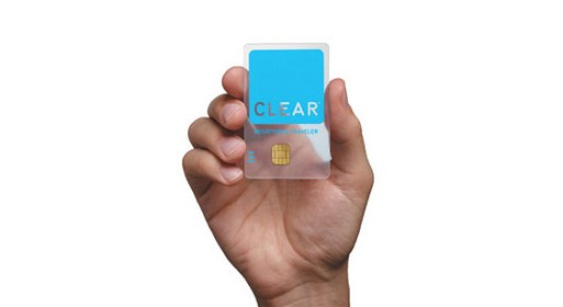 The Clear Gift Card