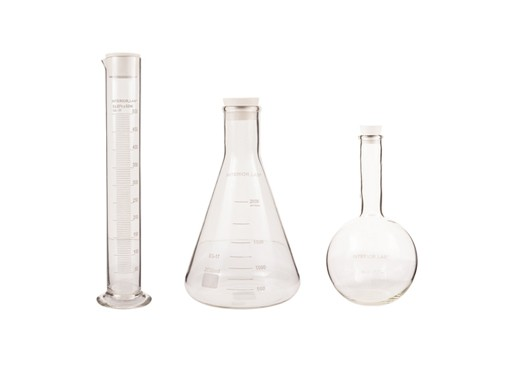 Clear Glass Beakers