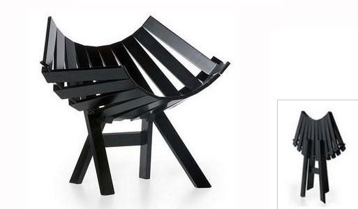 Clip chair by moooi