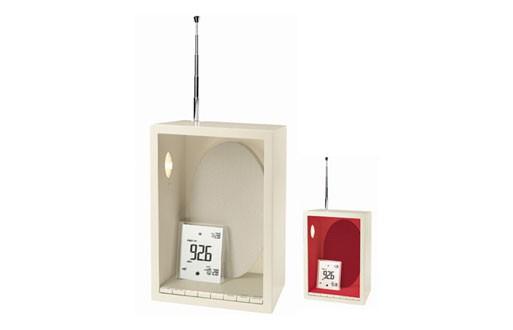 D.I. Vox FM Clock Radio