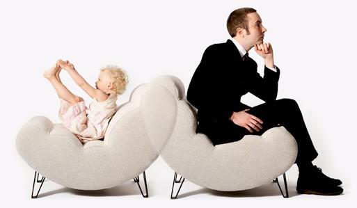 Design House Stockholm Cloud Chair