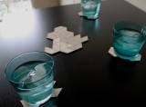 CLUSTER coasters Geometric Series