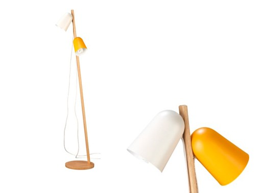 Clutch Floor Lamp