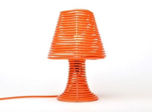 Coil Lamp DIY