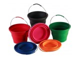 Collapsible Pack-Away Bucket