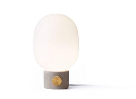 Concrete Lamp by Menu