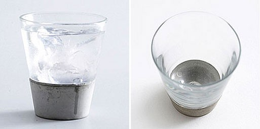 Concrete Tumblers (set of 2)