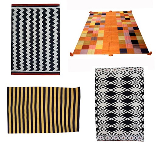 Conran Patterned Rugs