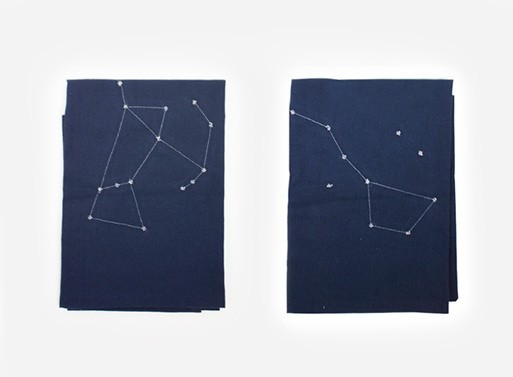 Constellation Tea Towels