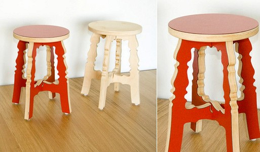 Pippi Kids Stool