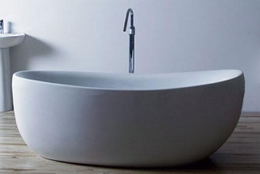 Contura Acrylic Tub