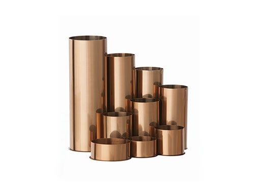 Copper Pencil Holder