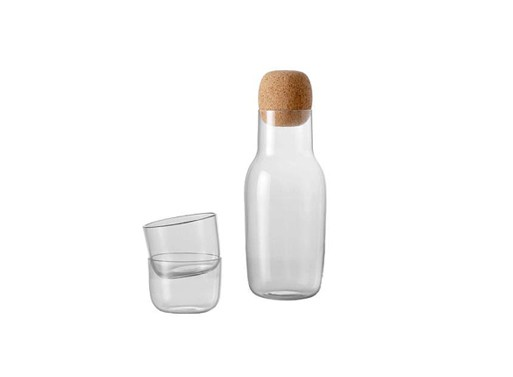 Muuto Corky Carafe with Glasses