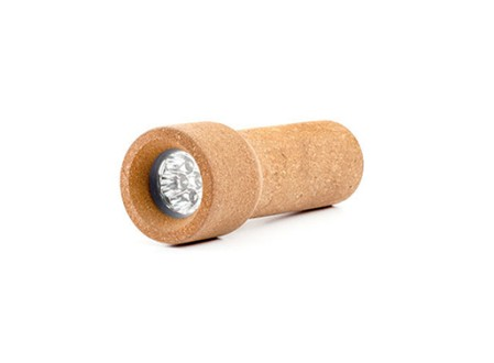 Cork Flashlight