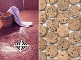 Natural Cork Mosaic Tile