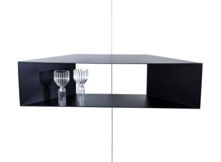 Fferrone Corner Shelf