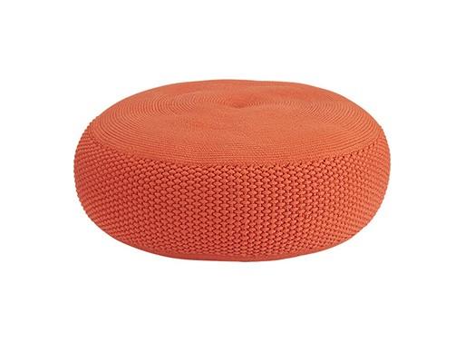 Criss Knit Orange Pod