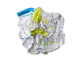Crumpled City Maps