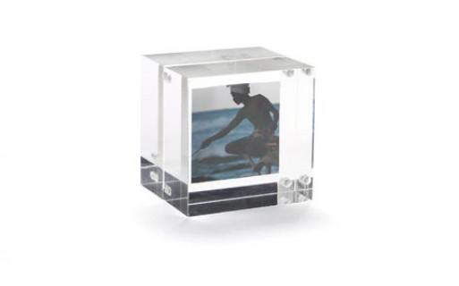 Cube Lucite Frame
