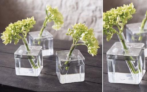 Cube Tube Vases