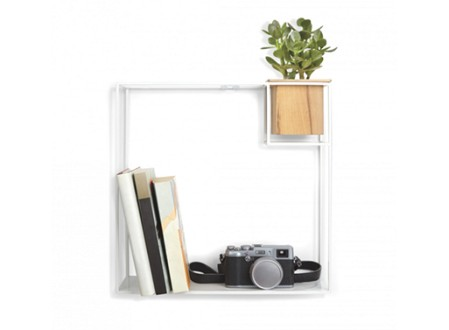 Cubist Shelf Small and Large