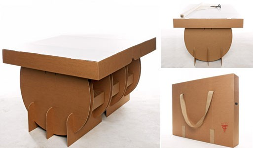 Cutting Table No. 1 by Sruli Recht