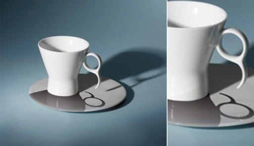 Deception (Cup and Saucer) by chillichilly