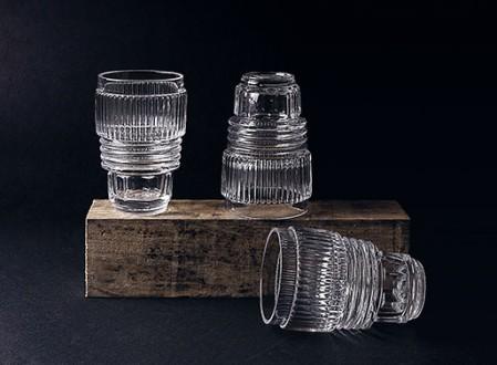 Machine Collection Glassware