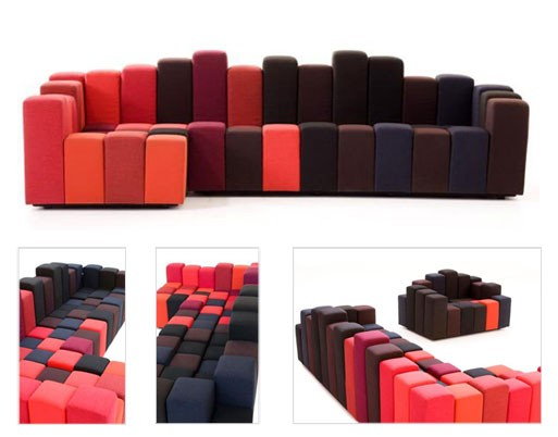 Do-lo-rez Modular Sofa
